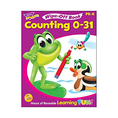 Counting 0–31 Wipe-Off® Book: Toys & Games