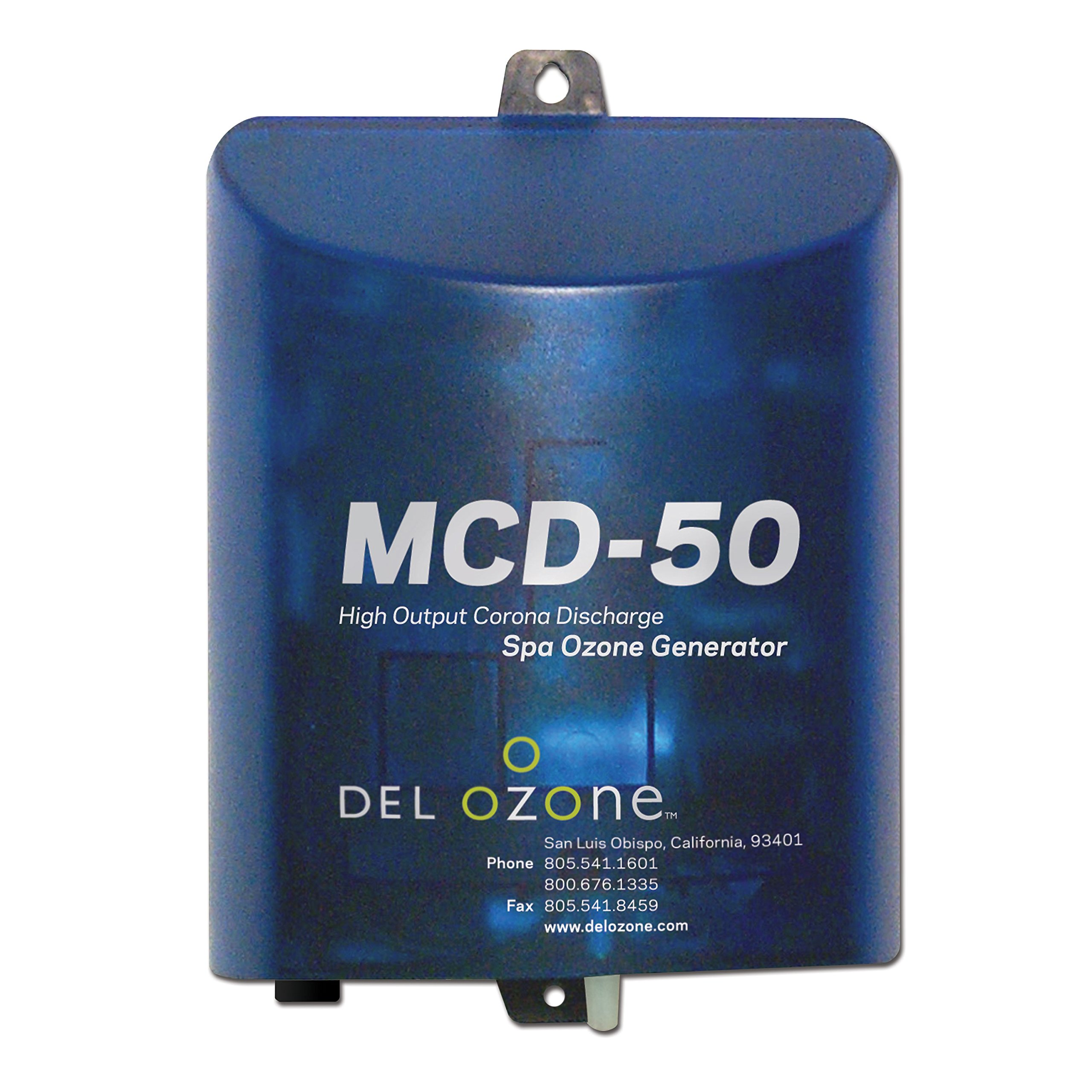 Del Ozone MCD-50U-12 Hot Tub and Spa Ozonator for Water Sanitation by DEL Ozone
