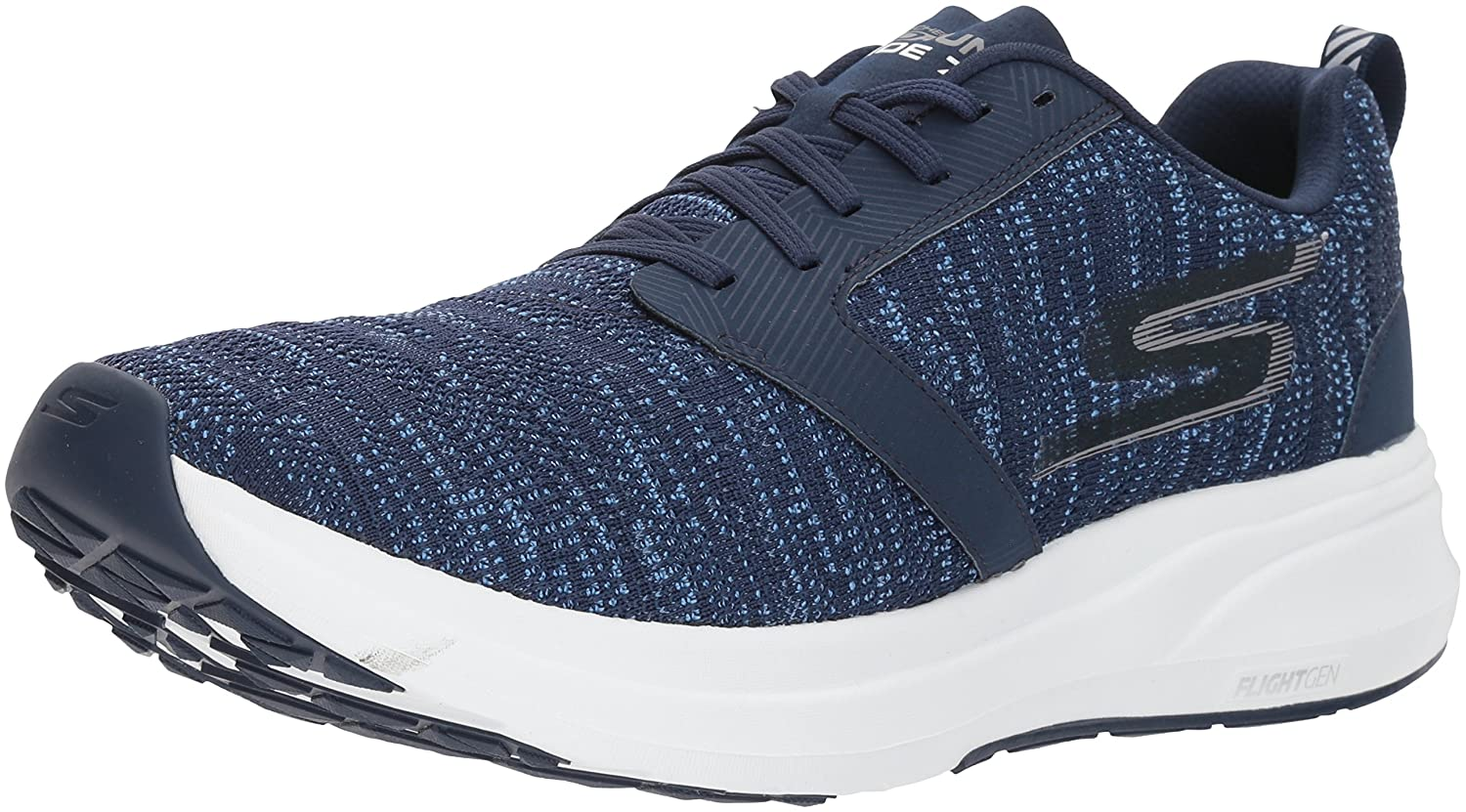 Skechers Men's Go Ride 7 Running Shoe B073GJ8P9N 8.5 D(M) US|Navy