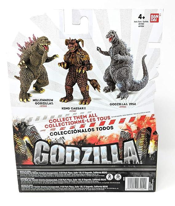 Amazoncom Godzilla Bandai 97904 Classic 1954 Toys Games