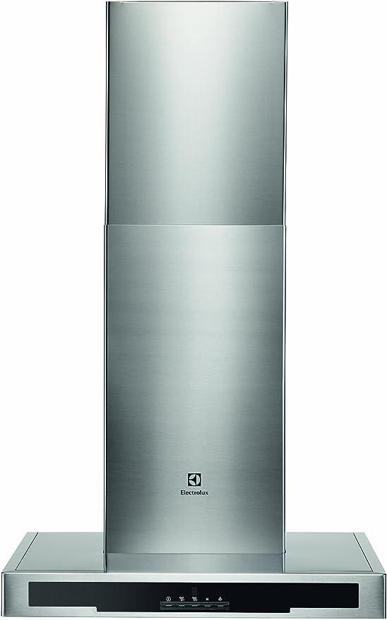 Electrolux EFB60570DX - Campana (770 m³/h, Recirculación, 70 dB, 50 cm, 65 cm, Acero inoxidable): Amazon.es: Hogar