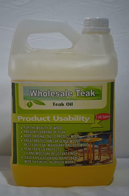 Charmant WholesaleTeak Teak Wood Furniture Oil Finish Sealant Protector Sealer   1  Gallon #WHAXTO