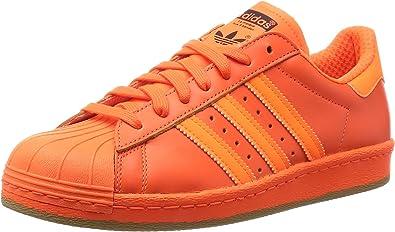 Adidas Superstar arancione