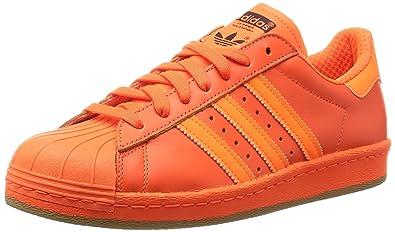 Adidas Superstar Reflective Red