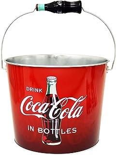 The Tin Box Company 778477-12 Coca Cola Tin Rectangular Serving Tray