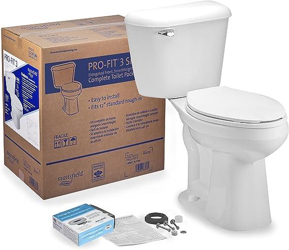 MANSFIELD PLUMBING PRODUCTS 135CTK ProFit2 Toilet BX Kit