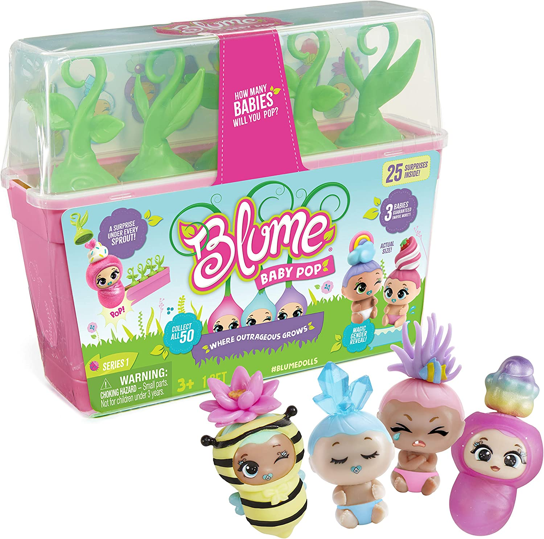 Skyrocket Blume Baby Pop — 25 Surprises Including Secret Nursery!