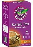 KARAK TEA WITH SAFFRON (ZAFRAN) (SAFFRON)