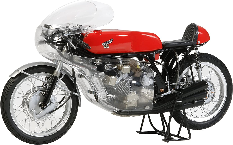 Tamiya 300014127-1:12 Full View Honda RC166