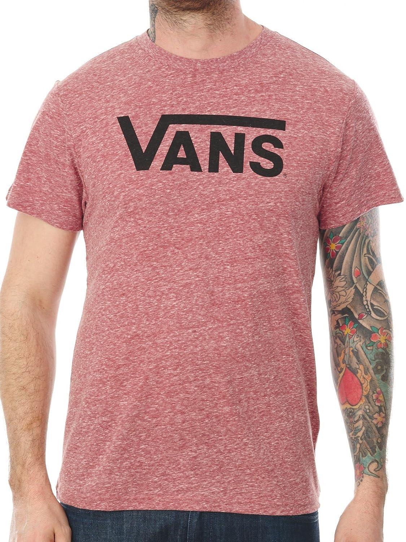 Vans Classic Snow, Camiseta para Hombre: Amazon.es: Ropa y accesorios