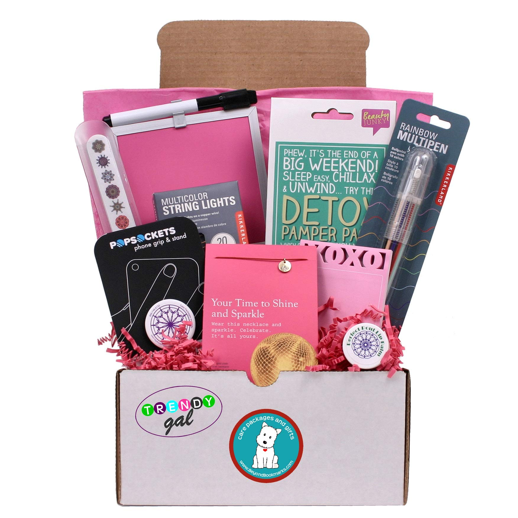 Beyond Bookmarks Trendy Gal Gift Pack by Beyond Bookmarks (Image #1)