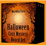 Halloween Cozy Mystery Boxed Set