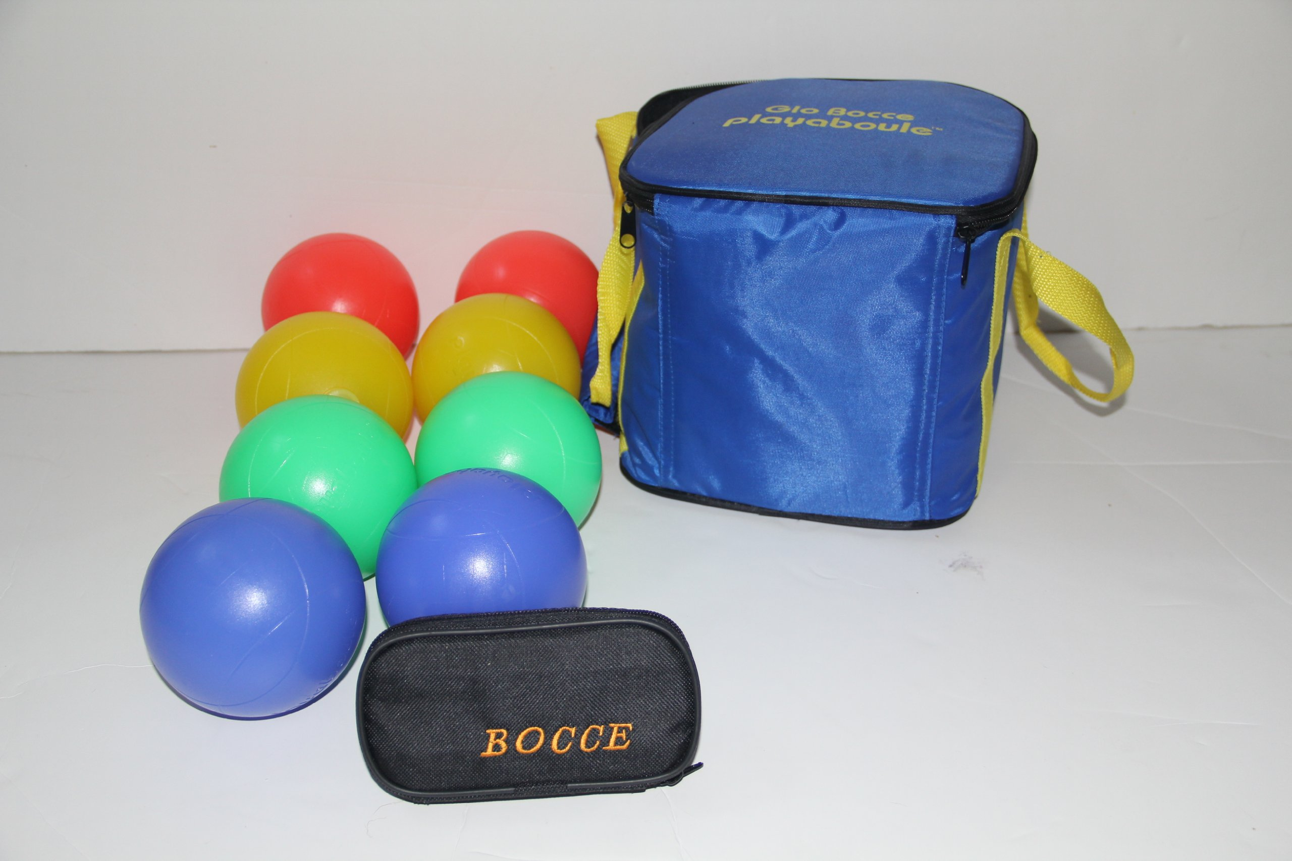 Bocce package - Glow in Dark Light Up set and 33mm Mini Bocce Set [Misc.]