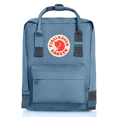 FJALLRAVEN KANKEN MINI BLUE RIDGE/RANDOM BLOCK: Amazon ca: Clothing