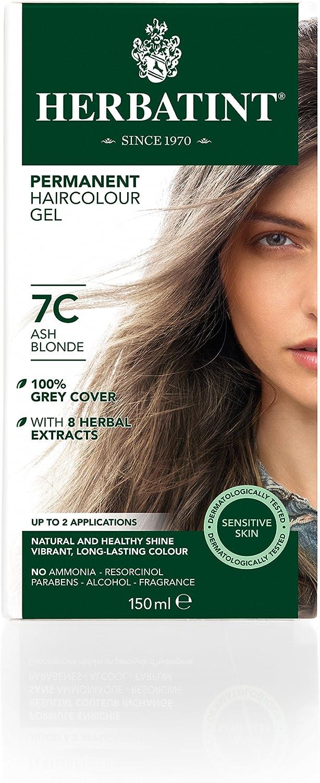 Herbatint Tinte Rubio Ceniza 7C - 150 gr