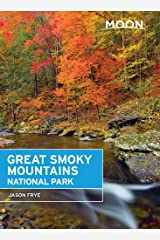 Moon Great Smoky Mountains National Park (Travel Guide) Paperback
