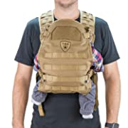 TBG Tactical Baby Carrier (Coyote Brown)