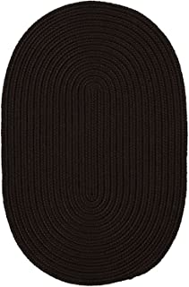product image for Colonial Mills Boca Raton Braided Polypropylene Mink 2'x12' Oval Rug