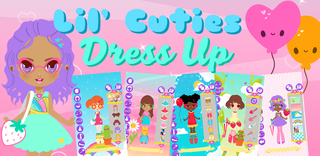 Lil 39 Cuties Dress Up Game For Girls Street Fashion Style Appstore For Android