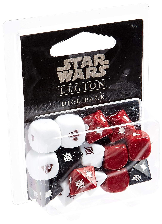 ffswl02 Legione Set di dados-Espa/ñol Fantasy Flight Star Wars Colore