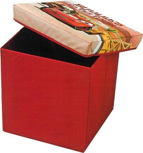 Brandsseller - Caja de almacenaje con tapa, diseño de Cars de ...