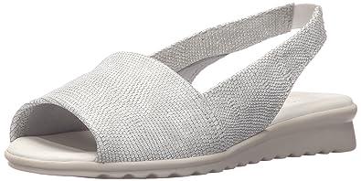 The FLEXX Run Away White Ariel Macchiato Women's Heels LIPFXLT