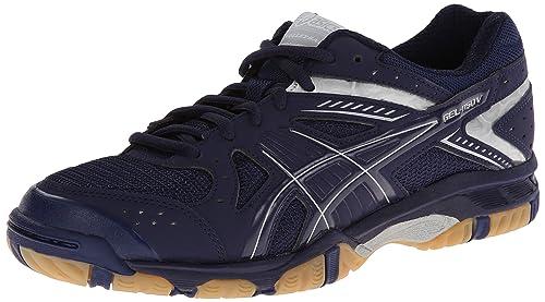 Asics Ee Gel Complementos Voleibol Zapato 1150v Amazon es M Marino 7 Uu De Y Plateado Azul 5 Zapatos Mujer Para 4W4rOnB