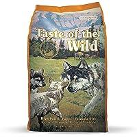 Taste of the Wild Grain Free - High Prairie Puppy Food with Fresh Bison 2kg