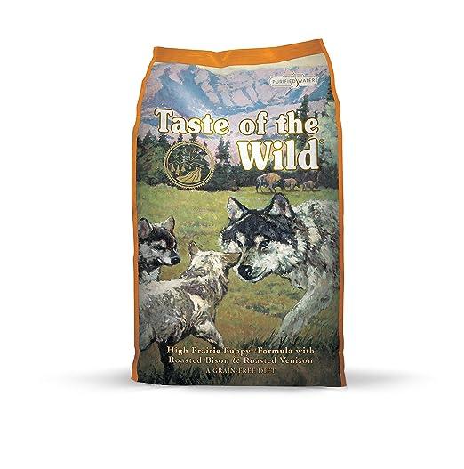 Taste of the Wild Canine High Prairie Puppy Bisonte - 13000 gr