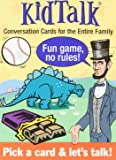 Kid Talk: Conversation Cards for the Entire Family (Tabletalk Conversation Cards)