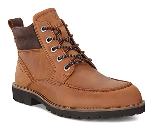 b1ea2dbeba ECCO Mens Jamestown Lace Boot Boots: Amazon.ca: Shoes & Handbags