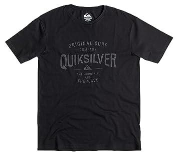 Quiksilver Claim It Men Mens T-Shirt Black black Size:Medium