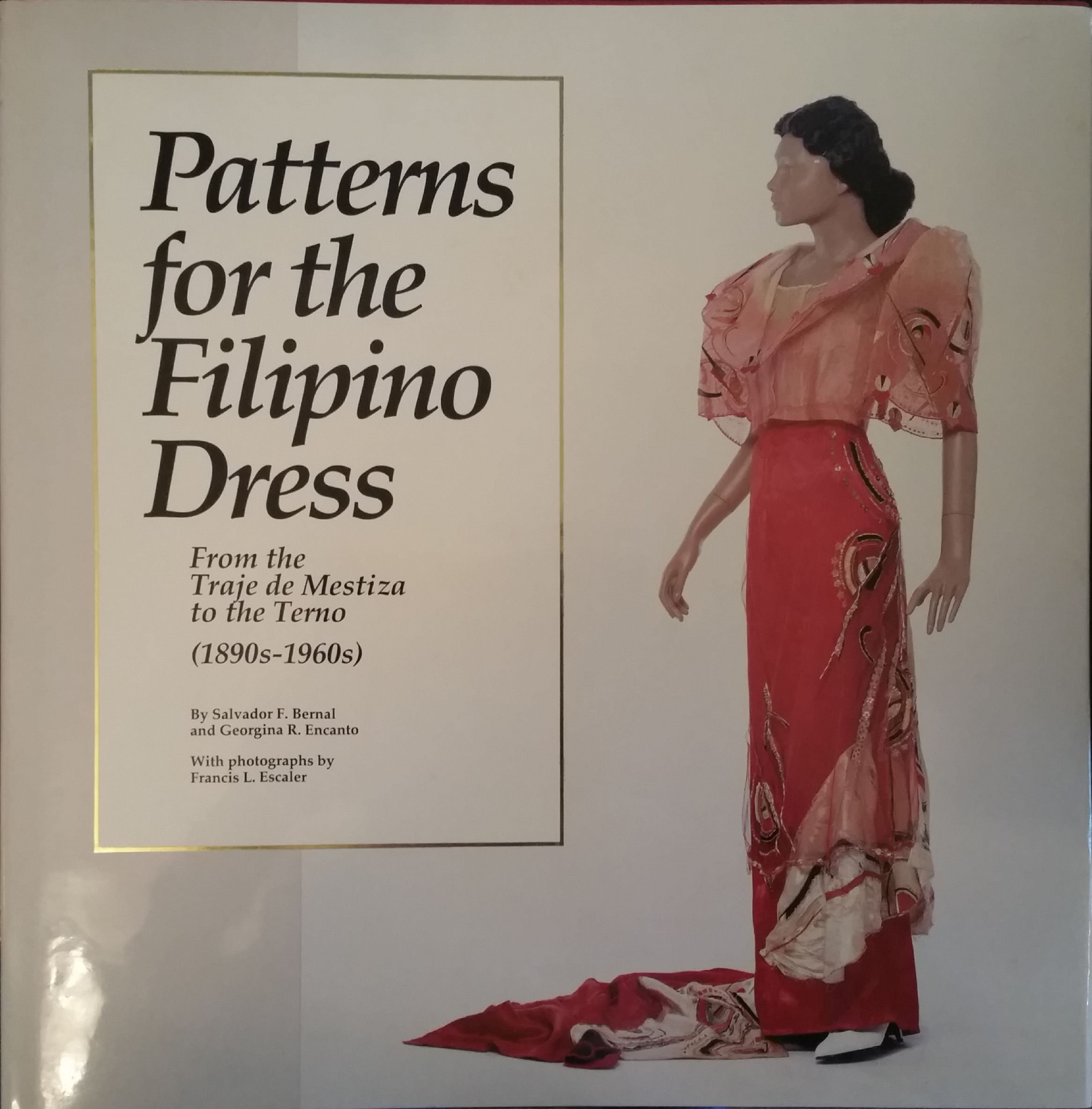 Amazon.com: Patterns for the Filipino dress: From the Traje ...