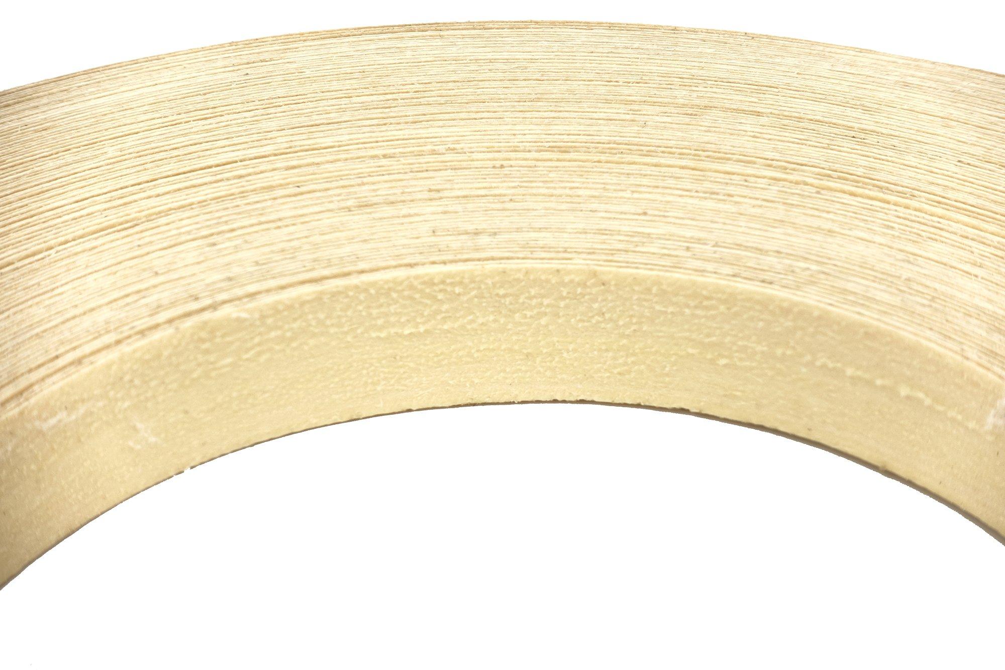 Maple Wood Veneer Edge Banding Preglued 3/4'' X 250' Roll by Beach Handiworks (Image #4)