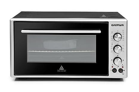 Forno elettrico cucina ventilato 45L 2000w termostato regolabile acciaio jordan