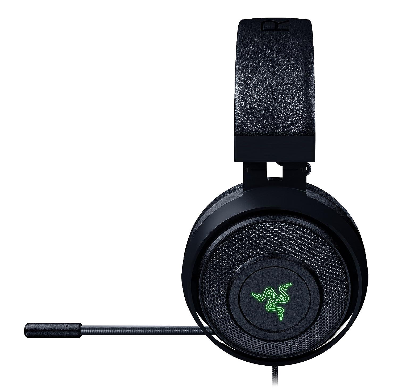 Razer Kraken 7.1 V2 Binaural Diadema Negro Auricular con micrófono ...