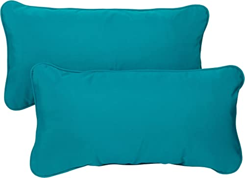 Mozaic AZPS2860 Indoor Outdoor Sunbrella Lumbar Pillow