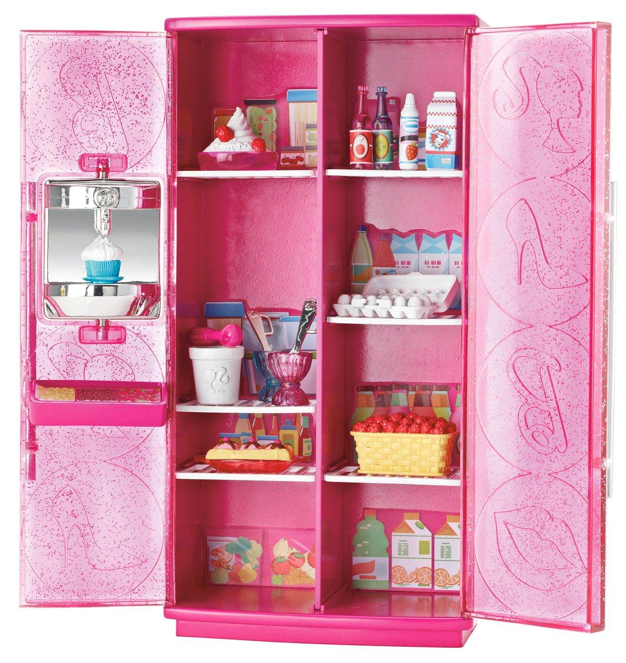 Erfreut Barbie Kühlschrank Galerie - Die Kinderzimmer Design Ideen ...