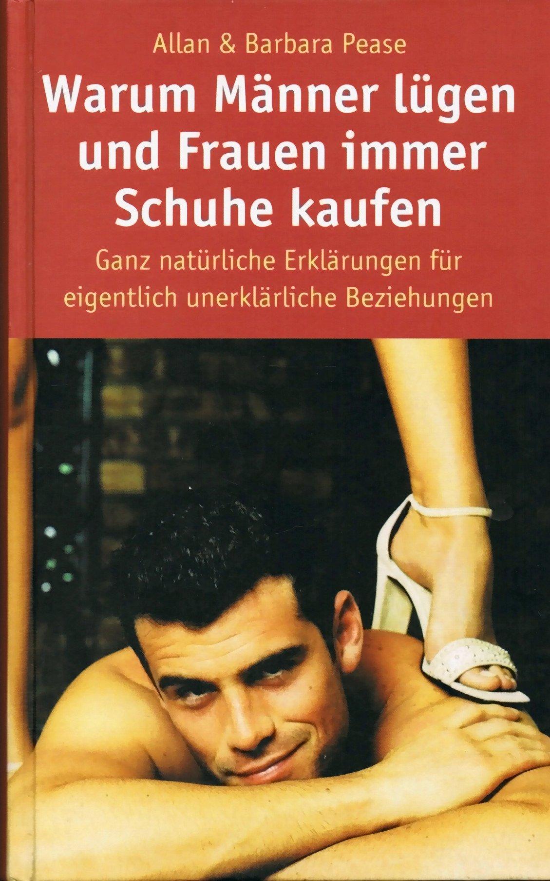 separation shoes 2fa7f fa736 Warum Männer lügen und Frauen immer Schuhe kaufen: Ganz ...
