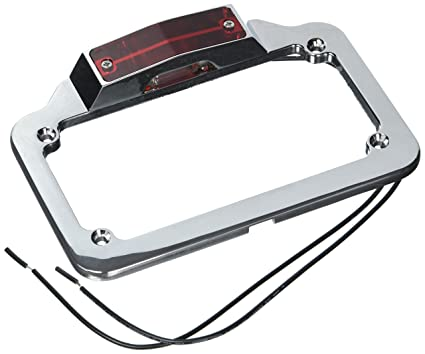 Amazon.com: Kuryakyn 9167 Lighted License Plate Frame: Automotive