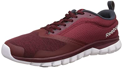 Reebok Men s Sublite Authentic 4.0 Merilot b6423113f4