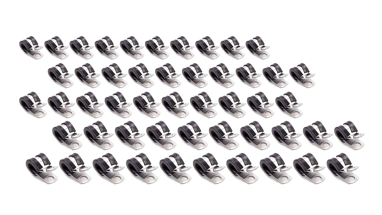Pack of 10 Allstar Performance ALL18306 7//8 Aluminum Line Clamp,