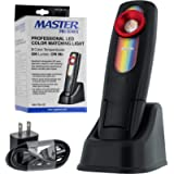 Master Pro - LED Color Matching Light, 500 Lumen - Exact Paint Color Match, Replicates Natural Sunlight for Perfect…