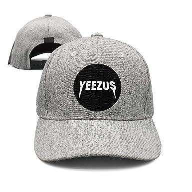 1ccf7ec7 YUKGYHN Men's Baseball Cap Retro Kanye-West-The-Yeezus-Tour- dad hat ...