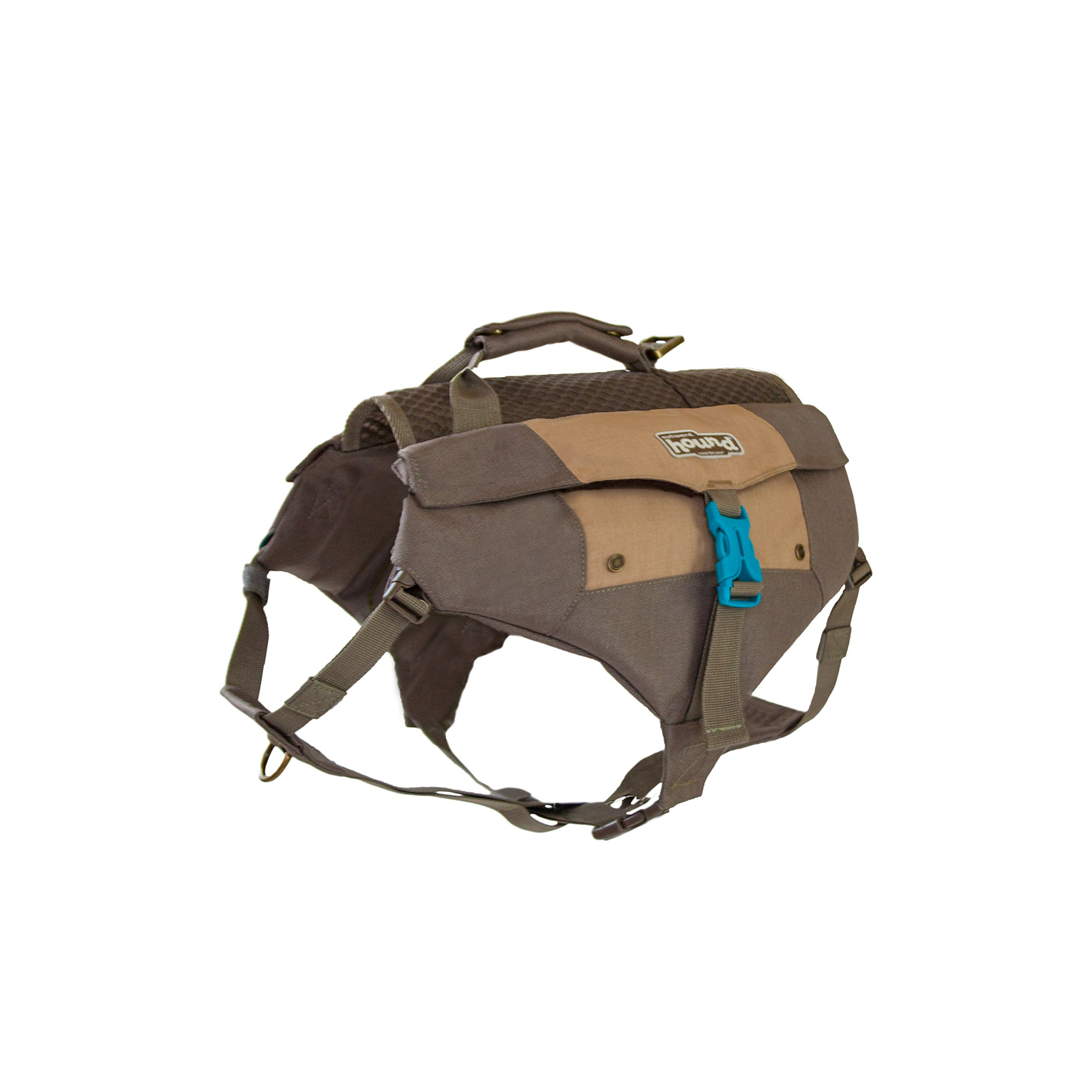 Denver Urban Pack Lightweight Urban Hiking Backpack for Dogs by Outward Hound, Small/Medium by Outward Hound