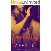 A Family Affair Anthology : An Extreme Taboo Anthology