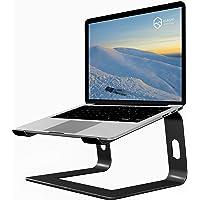 ALASHI Laptop Stand for Desk, Aluminum Computer Riser, Ergonomic Notebook Holder, Detachable Metal Laptops Elevator, PC…