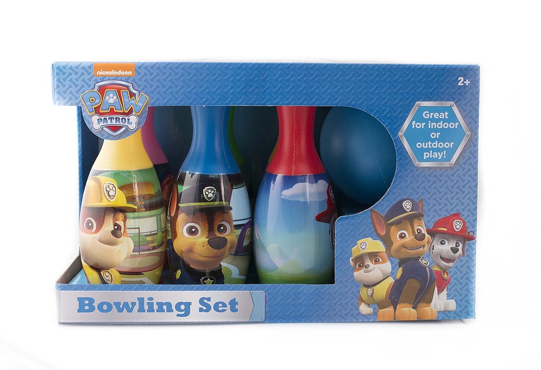 Bon Paw Patrol Bowling Set