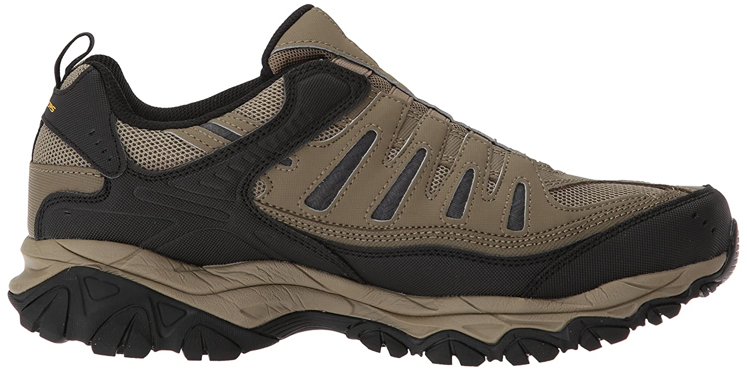 Skechers-Afterburn-Memory-Foam-M-Fit-Men-039-s-Sport-After-Burn-Sneakers-Shoes thumbnail 77