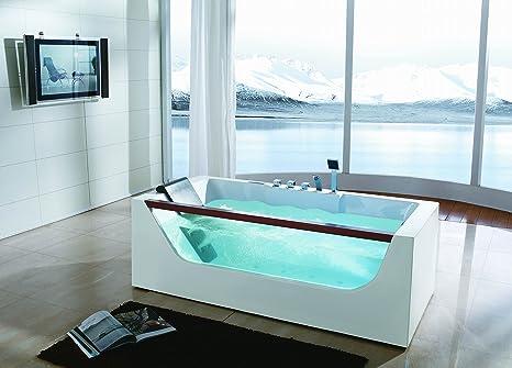 Vasche Da Bagno Whirlpool : Freistehender persone whirlpool texas vasca da bagno